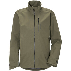 DIDRIKSONS Melker Jacket Men, fog green